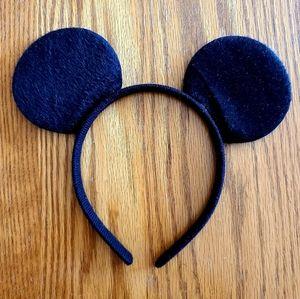 "🥰 🖤 NWOT‼️ Handmade ""Mickey"" Mouse Ears"